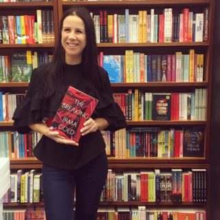 Thank you to all the gorgeous Melbourne booksellers who have had me in store over the past few days. Twenty beautiful stores. It's been a blast!  @readingsbooks @qbdbooks @sunbookshop @paperback_bookshop @avenuebookstore @dymocksbooks @dymockscamberwell @bbound @hillofcontent