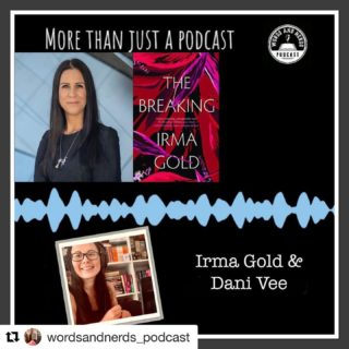 #Repost @wordsandnerds_podcast ・・・ The lovely and talented @irma.gold - author and podcaster - chats about her remarkable book #TheBreaking ❤️❤️❤️  We chat about first drafts, great characters, animal cruelty, learning about culture, elephants and saving the world 🔥🔥  #TheBreaking #writinglife #writerslife #authorlife #authorslife #authorsofinstagram #writersofinstagram #elephants #elephantlove #elephantlover #thailand #travel #travelling #wanderlust @midnightsunpublishing