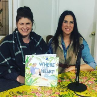 What fun doing our first podcast interview together for Where the Heart Is. (Though I seem to be confused about where the camera is again.)  #wheretheheartis @oh.susannah.illustration @ekbooksforkids #picturebook #picturebooks #picturebookillustration #picturebooksofinstagram #picturebooksaremyjam #kidsbooks #kidsofinstagram #reading #kidsbooksofinstagram #penguin #penguins #riodejaneiro #brazil #authorsofinstagram #authorlife #writingcommunity #writersofinstagram #writinglife @barbierobinson56