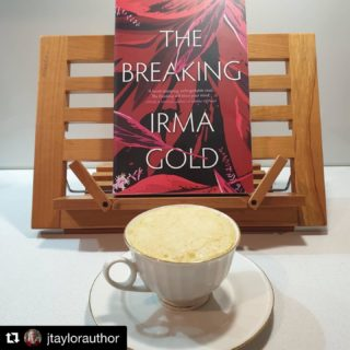 So thrilled to feature in @jtaylorauthor's Friday Cook Book. Now if only I could find a way to transport that pudding here immediately... . . . #Repost @jtaylorauthor with @get_repost ・・・ Friday Cook Book: Steamed Raspberry Jam Pudding and The Breaking, by Irma Gold.  🍰📕 Conditions are hot and steamy. Is it a storm in a teacup? Being turned upside down will bring colour might evoke chaos, or joy.  🍰📕 #FridayCookBook #TheBreaking #writinglife #writerslife #authorlife #authorslife #authorsofinstagram #writersofinstagram #elephants #elephantlove #elephantlover #thailand #travel #travelling #wanderlust