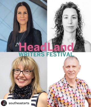 So looking forward to the Headland festival this weekend and my two panels. This one is on podcasting, in my role as co-host of Secrets from the Green Room. . Posted @withregram • @southeastarts Lend Me Your Earbuds: Podcasting in Uncertain Times @ HeadLand Writers Festival, 14-16 May 📚⁠ ⁠ Irma Gold, Alice Ansara and Andrew Gray with host Vanessa Milton⁠ ⁠ Tathra Hotel⁠ Sunday 16 May⁠ 10.30am to 11.30am⁠ ⁠ In a year of disaster and  disruption, Alice Ansara, Irma Gold and Andrew Gray turned to the most  intimate of mediums - podcasting - to scratch the storytelling itch, grapple with the creative process and reflect on the times we live in.⁠ ⁠ With host Vanessa Milton, they'll delve into the nitty gritty of starting a podcast, how to make it compelling AND sustainable, and just maybe, find a way to get paid for your love project.⁠⁠ ⁠ #podcasts #headlandwritersfestival #southeastarts #searts #artlessbastards #tathrahotel #helenafox #candelobooks #tathrabeachhouse #creatensw #southcoastwriterscentre #southcoastwriters #restart #begavalley #snowymonaro #eurobodalla #writers #writersfestival #tathra #nsw #creatives #southeastnsw #workshops #forums #livemusic #community @tathrahotel @candelobooks⁠ @secretsfromthegreenroom