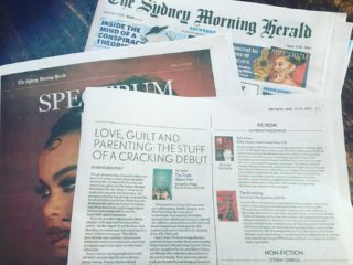 Thank you to the Sydney Morning Herald (and The Age) for this gorgeous review! Again, when so many thousands of books are published each year it's amazing to get this column space. To then have the book described as a 'vivid, dramatic debut' and all the other lovely things, even better 😊  #TheBreaking #writinglife #writerslife #authorlife #authorslife #authorsofinstagram #writersofinstagram #elephants #elephantlove #elephantlover #thailand #travel #travelling #wanderlust @midnightsunpublishing