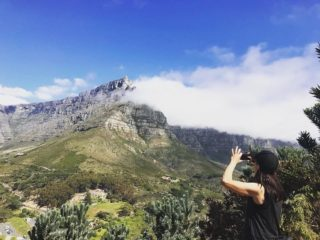 In what now feels like a lifetime ago, at this time of year I was in South Africa with my lovely brother @albert.fraval. Sigh.  #wanderlust #ohtotravelagain #southafrica #travel #travelgram #capetown #tablemountain