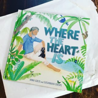 Advance copy of my next picture book with Susannah Crispe has arrived! It never gets old. Always a buzz opening that package and seeing your book baby for the first time. Out June! Woot!  @oh.susannah.illustration @ekbooksforkids #wheretheheartis #picturebook #picturebooks #picturebookillustration #picturebooksofinstagram #picturebooksaremyjam #kidsbooks #kidsofinstagram #reading #kidsbooksofinstagram #penguin #penguins #riodejaneiro #brazil