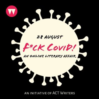 So excited to be doing this for several reasons:  1. Line-up of f*cking amazing authors.  2. Organised by the equally f*cking amazing Nigel Featherstone, so you know it's going to be brilliant.  3. It's online so it's can't be f*cking canceled like all the festival events I had coming up.  4. It has the best title of any event ever that articulates what I'm pretty sure every human on the planet is thinking every f*cking day.  So put the date in your diary (deets to come) and join us as we give the middle finger to COVID.  #TheBreaking #writinglife #writerslife #authorlife #authorslife #authorsofinstagram #writersofinstagram #elephants #elephantlove #elephantlover #thailand #travel #travelling #wanderlust @actwriters @midnightsunpublishing @ngfeathers #covid_19 #covid #literaryevent #fuckcovid #fuckcovid19