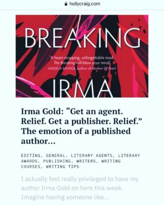 Posted @withregram • @hollycraigwriter Imagine having your book endorsed and read by Fergie, The Duchess of York. Well, my next guest @irma.gold is the author of The Breaking and Where The Heart Is, a childrens book which was read by Sarah Ferguson in July!! Irma's interview with me is a great one. Being an editor herself, and someone who has published many other works, been awarded for her expertise in the industry, Irma understands the ins and outs of what it takes to secure an offer with an agent or publisher.  Check it out on my website in my bio. #authorsofinstagram #author #authorlife #authorsofig #authors #authorgram #authorscommunity #authorinterview #aussieauthorappreciation #writersofinstagram #writer #writeaway #writerscommunity #writings #writing #writingcommunity #writinginspiration #writingtips #writingadvice #submissions #literary #publish #publishing #litagent #TheBreaking @midnightsunpublishing #elephant #elephantlove #thailand #wanderlust