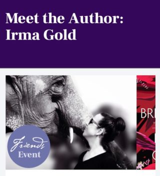 Doing this special The Breaking event for Friends members of the National Library tomorrow. COVID means I'll be chatting with Meredith Hinchliffe in an empty auditorium, with everyone joining online. Slightly surreal but still can't wait!  #TheBreaking #writinglife #writerslife #authorlife #authorslife #authorsofinstagram #writersofinstagram #elephants #elephantlove #elephantlover #thailand #travel #travelling #wanderlust @midnightsunpublishing @nationallibraryaus