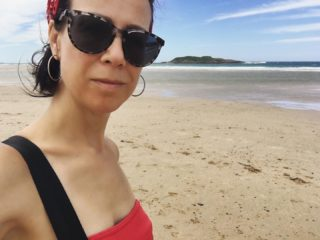 Day 4 of The Breaking book tour: DAY OFF! I walked part of the Solitary Islands walk from Diggers Beach to Muttonbird Island and back. It was deliciously hot and all kinds of perfection. Recharged my batteries.  #booktour #coffsharbour #diggersbeach #beach #beachvibes #beachlife #beachday #beachdays