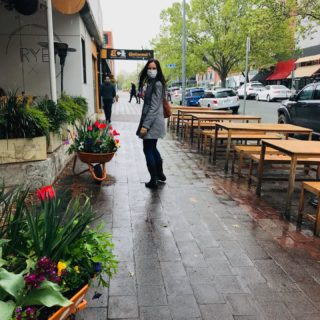 It might have been pouring but our first taste of freedom in over two months couldn't have been more glorious. Lounging in a cafe with the beautiful FJ for a couple of hours was bliss. Melbs, your turn is coming. Hang in there xx  #lockdownisover #freedom #canberra #canberralife
