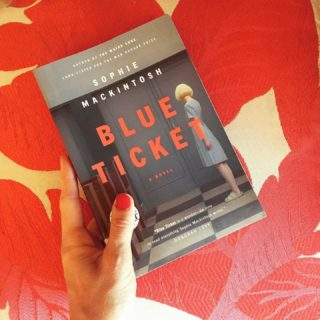 Bloody hell. Only just started reading this but the prose is stunning. I can tell I'm going to be luxuriating in this book.  #blueticket #sophiemacintosh @penguinrandomhouse #bookstagram #booklove #booklover #booknerd #bookaddict #currentlyreading